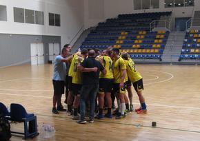 """Хандбалистите на """"Шумен"""" победиха опитния тим на """"Добруджа"""" в Добрич"""