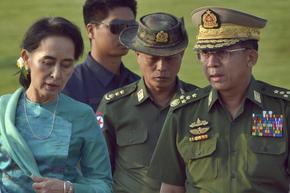 Армията взе властта в Мианма, арестуваха премиера и президента