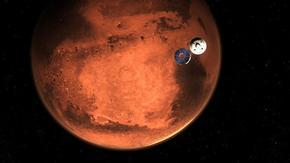 Три различни мисии се подготвят за пристигане на Марс през февруари