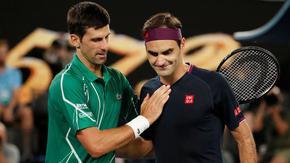 И през 2020 г. Роджър Федерер е любимецът на феновете