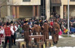 Във Велики Преслав почетоха Трифон Зарезан