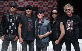 """""""Scorpions"""" навършват 50 с албум и турне"""