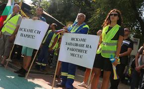 """800 от """"Автомагистрали - Черно море"""" ще останат без работа, ако държавата не изплати веднага дължимите 37 милиона"""