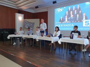 Кандидатите за народни представители на коалиция ГЕРБ - СДС проведоха предизборни срещи в Каспичан и Нови пазар