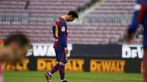 """Обрат: """"Барселона"""" обяви, че Меси няма да остане в отбора"""
