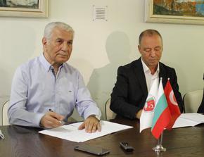 БТТИК и Конфедерацията на балканските и румелийските изселници в Република Турция подписаха договор за сътрудничество