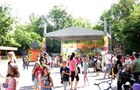 За Деня на детето общината в Шумен организира занимания и концерти на открито