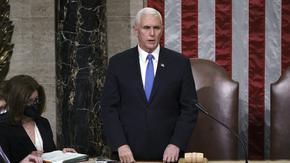 Конгресът утвърди победата на Байдън, Тръмп потвърди, че ще предаде властта