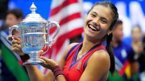 Радукану покори US Open и пренаписа историята в тениса