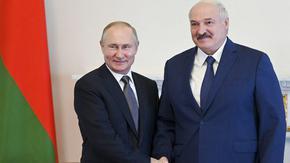 Путин нареди на правителството да помогне на Беларус след санкциите