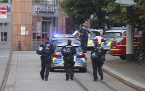 Жертви и ранени след нападение с нож в германския град Вюрцбург