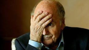 ФИФА е подала жалба в съда срещу Сеп Блатер