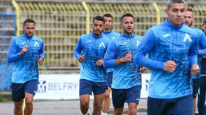"""""""Левски"""" ще изиграе шест контроли на """"Герена"""" в подготовка за сезона"""