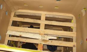 """Заловиха нелегални мигранти в камион с дини на ГКПП """"Кулата"""""""
