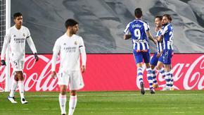 """Изненадваща загуба остави """"Реал"""" далеч от върха в Ла Лига"""