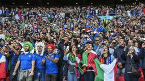 Само 1000 италиански фенове ще могат да пътуват за финала на Евро 2020