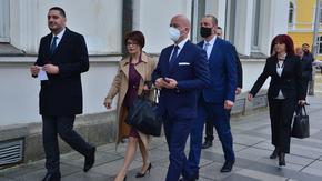 ГЕРБ внесе в парламента законопроекта за мажоритарния вот