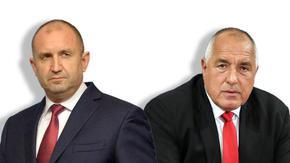 Борисов поиска Радев да реагира официално за Навални