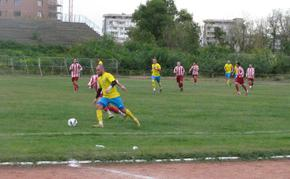 """""""Шумен 2007"""" разгроми гостуващия тим на """"Кубрат"""" в Трета футболна лига"""