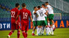 Футболните национали вкараха четири гола за пръв път от пет години