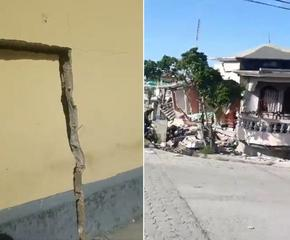 Moщни земетресения от 7 по Рихтер разтърсиха Хаити и Аляска