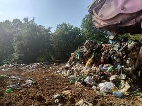 Нерегламентирано сметище за отпадъци установиха край върбишкото село Маломир