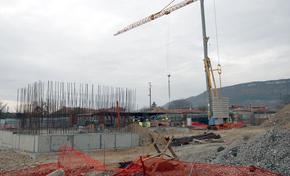 Започна строежът на пречиствателната станция за питейни води на Шумен