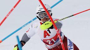 Алберт Попов не взе точки в първия слалом в Световната купа