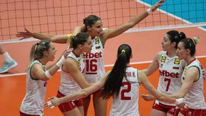 Волейболистките стигнаха финал в Златната лига