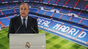 Флорентино Перес: Суперлигата продължава, футболът има нужда от интересни мачове