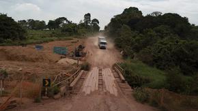За година Бразилия е обезлесила в Амазония район с размерите на Ливан