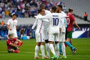 България не затрудни Франция в последния тест преди Евро 2020