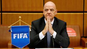 Инфантино: Във футбола никога повече няма да има корупция