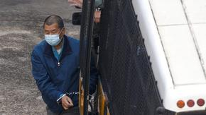 Хонконгският медиен магнат Джими Лай, подкрепящ протестите, е обвинен в измама