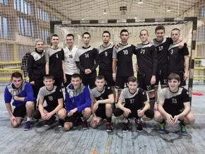 Юношите до 19 г. на Шумен се класираха на финал в турнира за купата на България по хандбал