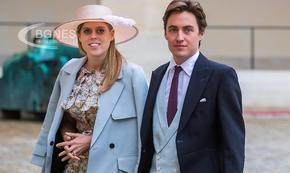 Принцеса Беатрис очаква дете
