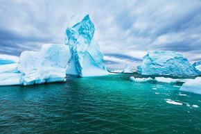ООН съобщи за рекордно високи температури на Антарктида