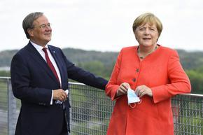 """Наследникът на Меркел е за запазването на антируските санкции, но и на """"Северен поток-2"""""""