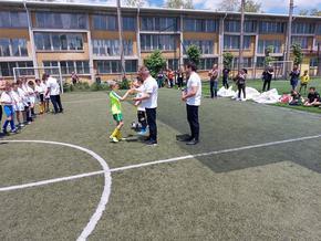 """Над 200 деца се включиха в спортния празник """"Заедно можем повече"""""""