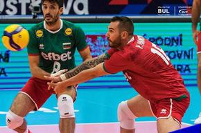 Италия нанесе първа загуба на България на Евроволей 2021