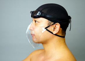 Изобретиха предпазна маска за басейн