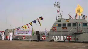 Иранска фрегата потопи кораб с десетки моряци по време на учение