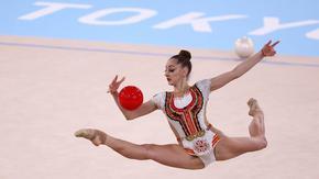 Боряна Калейн стана пета в художествената гимнастика в Токио
