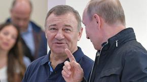 Бивш партньор на Путин по джудо твърди, че е собственикът на двореца на брега на Черно море