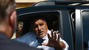 Борисов за изтеклия запис: Не може да ме впечатли