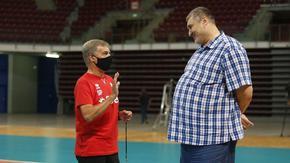 Любомир Ганев: Няма нагласа за смяна на Силвано Пранди
