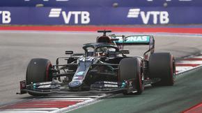 Хамилтън ще потегли пръв в Гран при на Русия