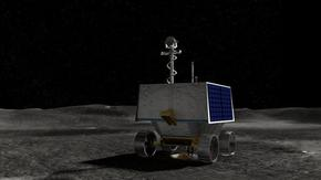 НАСА избра място за спускане на своя луноход през 2023 г.