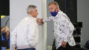 """В диалог и с поводи за надежда общото събрание на """"Левски"""" утвърди смяна на върха"""