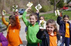 Горските с предизвикателство към децата - нарисувайте гората или я опишете с думи